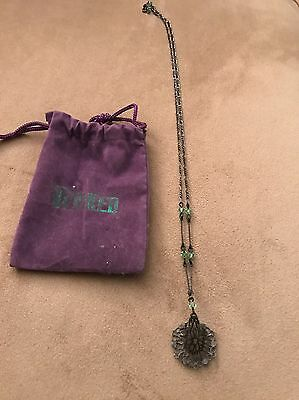 Wicked Elphaba Broadway Necklace