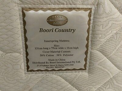 Boori Country Mattress QUICK SALE