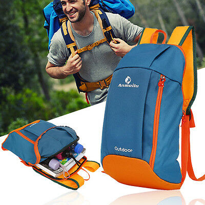 Anmeilu Sport Waterproof Bag For Hiking Camping Travel Backpack Daypack Adult