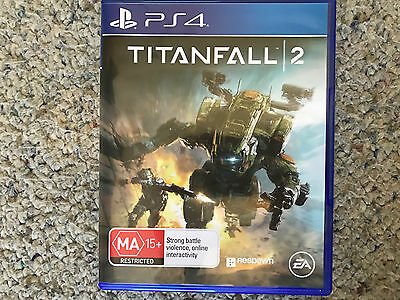 Titanfall 2 (Playstation 4,PS4)