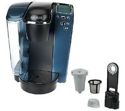 NEW KEURIG K79/a Coffee Brewing System Maker - STEEL BLUE (Hard to Find)