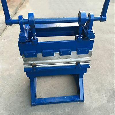 165157 Manual Sheet Metal Bending Folding Machine Bender 600mm