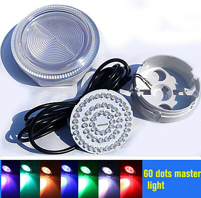 "Rising dragon hot tub LED under water lamp 3.2"" LED master light for spa"