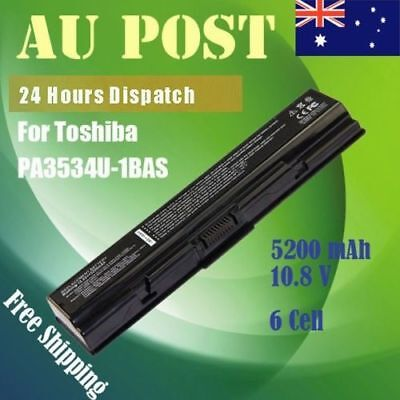 Laptop Battery for Toshiba PA3534U-1BRS PA3534U-1BAS PABAS098 SATELLITE A215