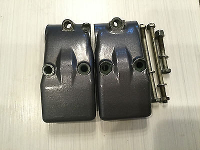 1999 Yamaha 9.9 HP LOWER MOUNT 6G8-44551-01-4D 4-STROKE 1995-LATER