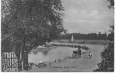 Pearson Park, Hull, East Yorkshire