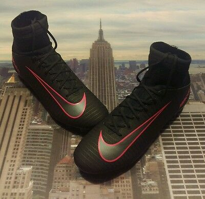 Nike JR Mercurial Superfly V 5 FG Firm Ground Cleat Shoe Youth Sz 5Y 831943 006