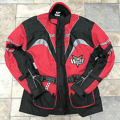 L@@K Wulfsport Enduro Jacket - Rare - Size Large - Winter Lining Included L@@K