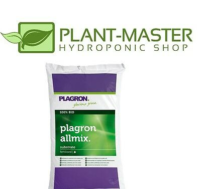 Plagron All Mix Grow Media Soil Hydroponics