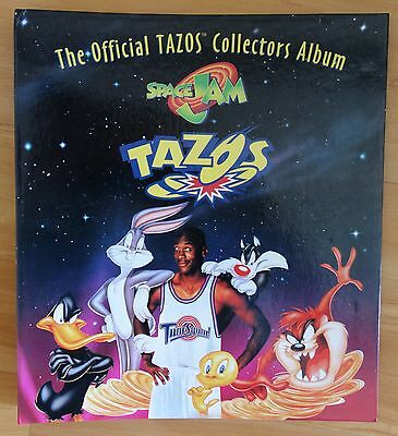 Bulk lot Space Jam Tazo Collection Looney Tunes The Simpsons