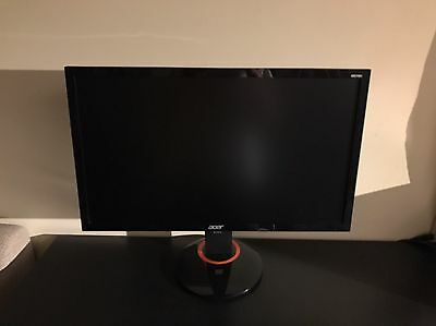 Acer 27 Inch G-Sync 144Hz Gaming Monitor