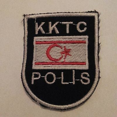 Police patch Turkish Republic of Northern Cyprus
