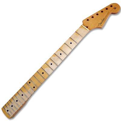 Fender Genuine Replacement Road Worn '50s Stratocaster Neck - Maple