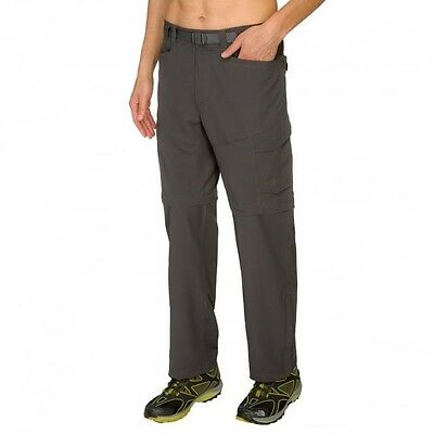 North Face Paramount Peak 2 Convertible Zip Off Trousers