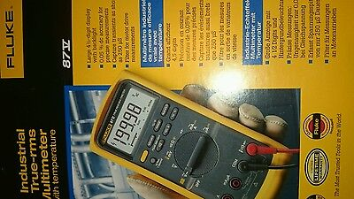 Fluke 87V digital multimeter ***BNIB***