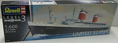 * NEW * Revell * SS United States * 1/600 *