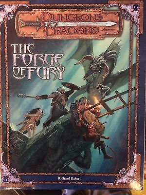Dungeons & Dragons - Forge of Fury