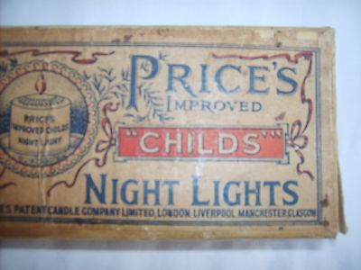 Vintage/Antique Prices 'Childs' Night Lights.