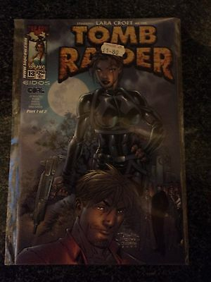 Tomb Raider comic issue 13 - Top Cow