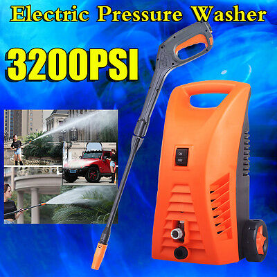 +PRO High Pressure Water Cleaner Electric Washer+Gurney Pump Hose Cleaning 2016+