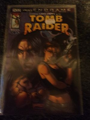 Tomb Raider comic issue 24 - Top Cow