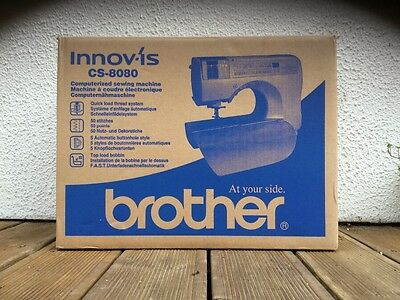 Brother innovis computerised sewing machine