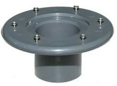 Gry Pressure PVC Tank Flanged Connector- 4 sizes available - Pond Pipe Fittings