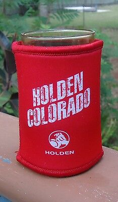 Holden Colorado - One Tough Mudder - Wetsuit Stubby Holder Cooler