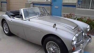 1966 Austin Healey 3000 Mk.III, BJ8 Ph2 1966 Austin Healey 3000, Mk. III BJ8. Ph 2.