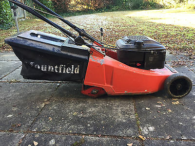 Mountfield Empress 18 Self Propelled Roller Lawnmower