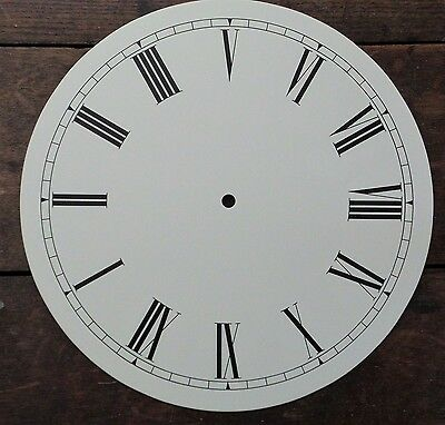 12 inch unused fusee clock dial