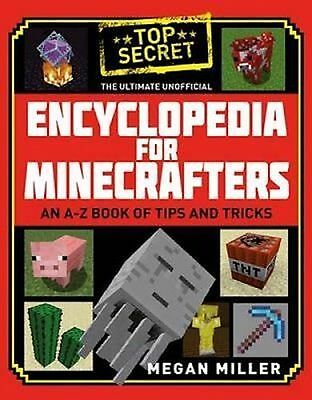Encyclopedia for Minecrafters - The Ultimate Unofficial (Hardback) - New