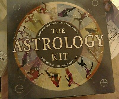The Astrology Kit By Grant Lewi & Liz Green Unused
