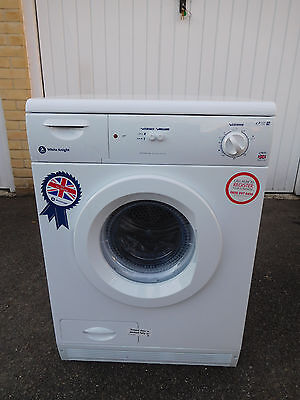 White Knight C767C Condenser Tumble Dryer (new with instructions)