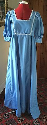 Ladies Regency Style Dress Theatrical Stage Costume