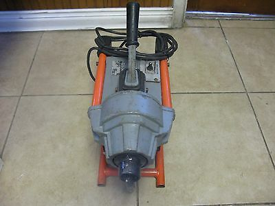 """Ridgid K-60 sp Sectional Drain Cleaning Machine """"Machine Only"""" NO CABLE!"""