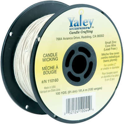 Candle Wicking Spool 100yd Small Wire 110160