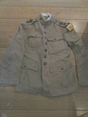 Ultra Rare WW1 Cuban Officers Uniform And Medal Group