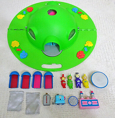 tomy teletubbies home hill playset dome � 1634999 picclick uk