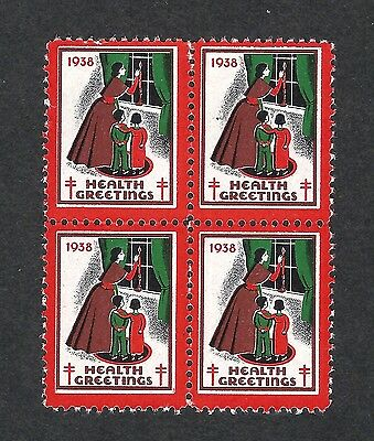 mjstampshobby US 1938 Christmas VF Org Gum Cond (Lot1543)