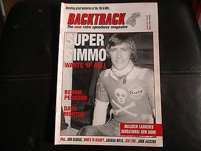 Backtrack Retro Speedway Magazine Issue 14 May - June 2006