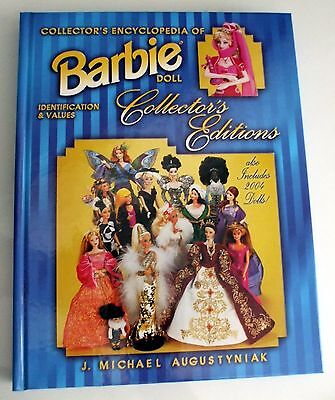 "Collector's Encyclopedia ""BARBIE DOLL EDITIONS"" 2005 ID & VALUE BOOK Augustyniak"