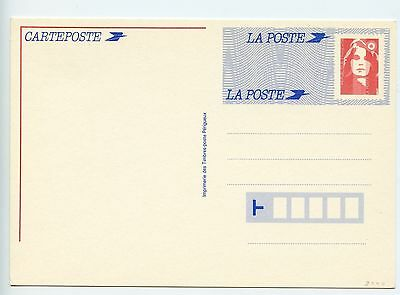 France postal stationery postcard unused (K798)