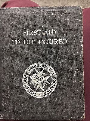 First Aid Collection Book
