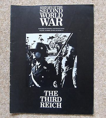 PURNELL'S HISTORY OF THE SECOND WORLD WAR - VOLUME 1 No 1