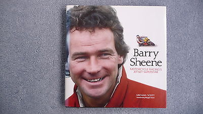 Barry Sheene Motorcycle Racing's Jet- Set Superstar with DJ Ex Condition