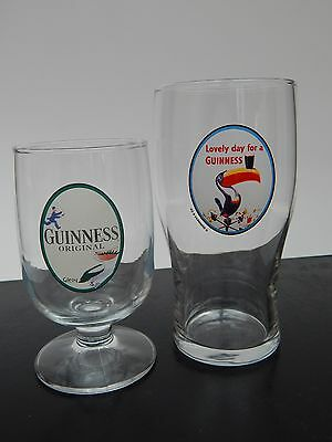 GUINNESS Pint and a Half Glasses