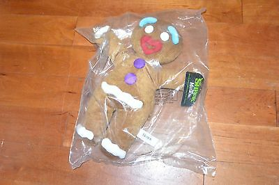 Shrek The Musical Gingerbread Man New In the Sealed Package Free Shipping