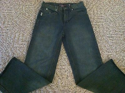 Kids' jeans Chams size 16 skinny slim unisex excellent condition