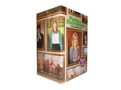 Parks and Recreation: The Complete Series Seasons 1-7 (DVD, 2015, 20-Disc Set)